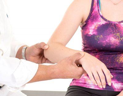 Ellenbogen & Unterarm, Sportchirurgie Graz