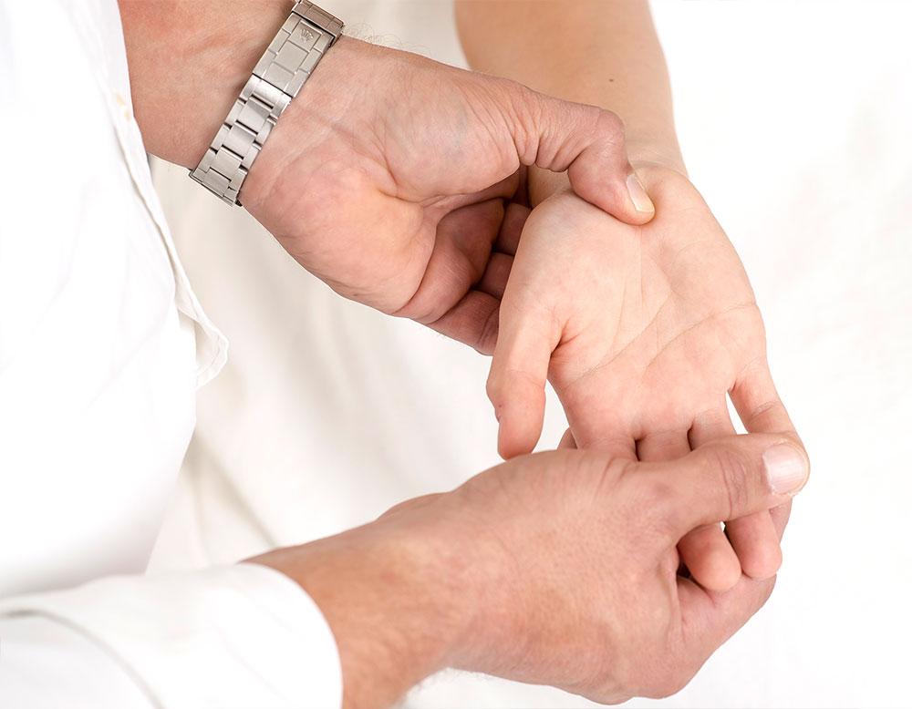 Hand und Handgelenk, Sportchirurgie Graz